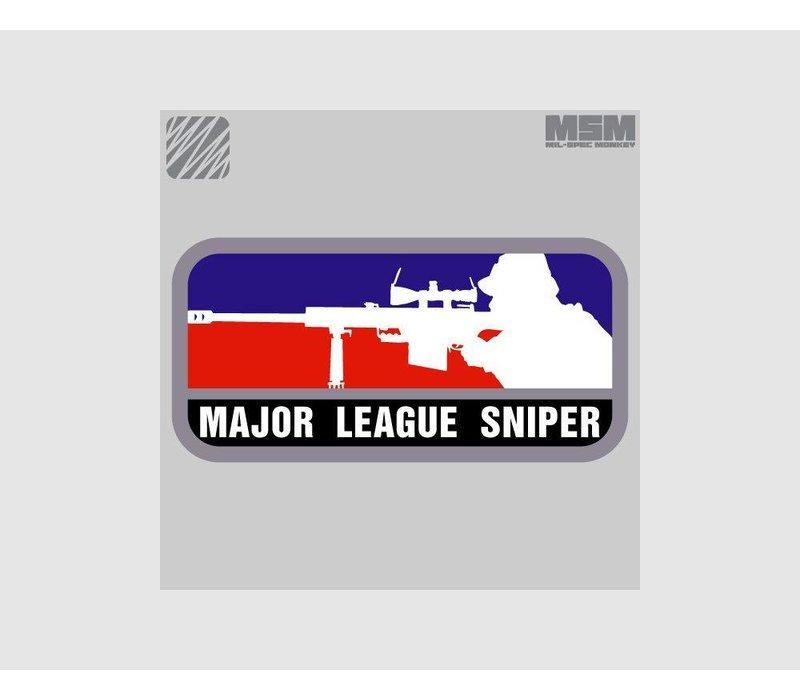 Major League Sniper Patch - Forest
