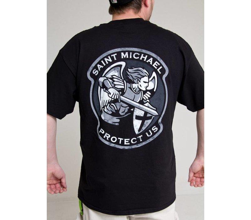 Saint M. Modern T-shirt - Black