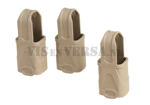 Magpul 9mm subgun 3 Pack - FDE