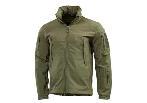 Pentagon ARTAXES SF ( Softshell ) Jacket Level V - Olive Drab