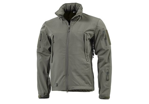 Pentagon ARTAXES SF (soft shell) Jacket Level V - Grindle Green