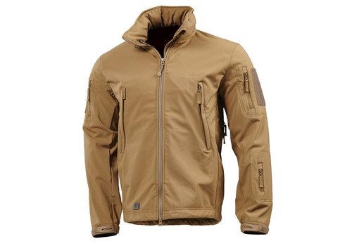 Pentagon ARTAXES SF (soft shell) Jacket Level V - Coyote Tan