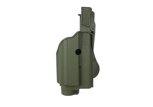 IMI Defense Z1600 Tactical Licht Paddle Holster Glock 17 - Olive Drab