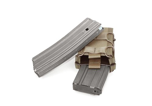 Warrior Double Quick Mag - Coyote Tan