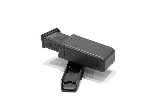 Warrior Polymer Mag 9mm - Schwarz