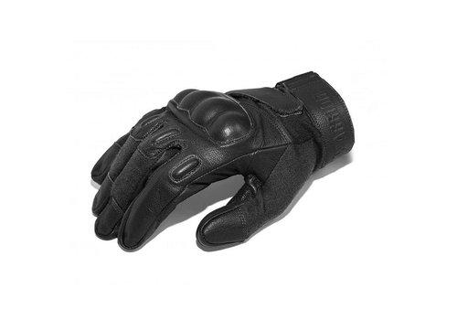 Warrior Firestorm Hard Knuckle Glove Kevlar - Black