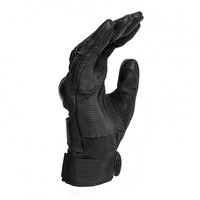 Firestorm Hard Knuckle Glove Kevlar - Black