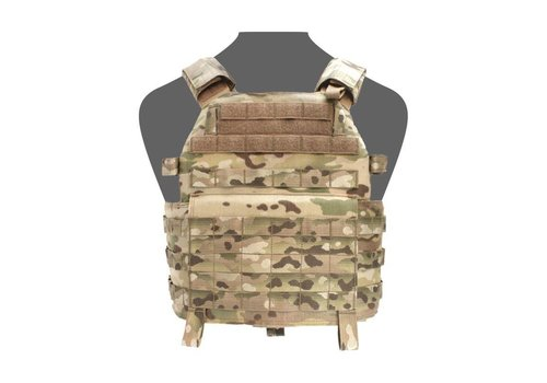 Warrior DCS Releasable Plate Carrier Base - MultiCam