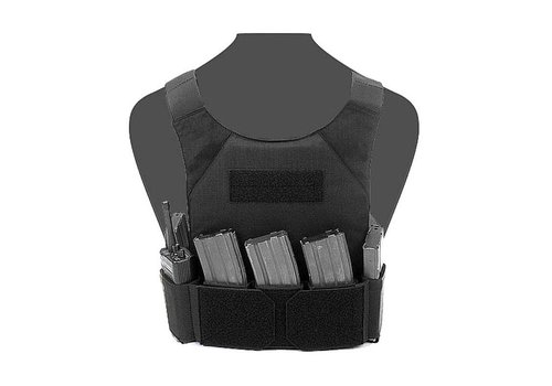 Warrior Covert Plate Carrier MK1 - Black