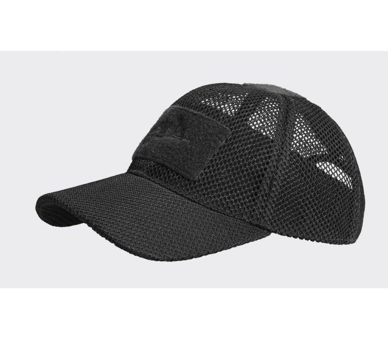 Baseball Mesh Cap - Black