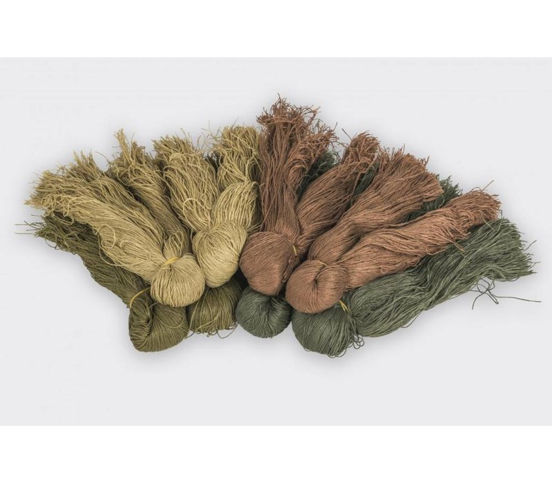 Yarns for making Ghillie Suits