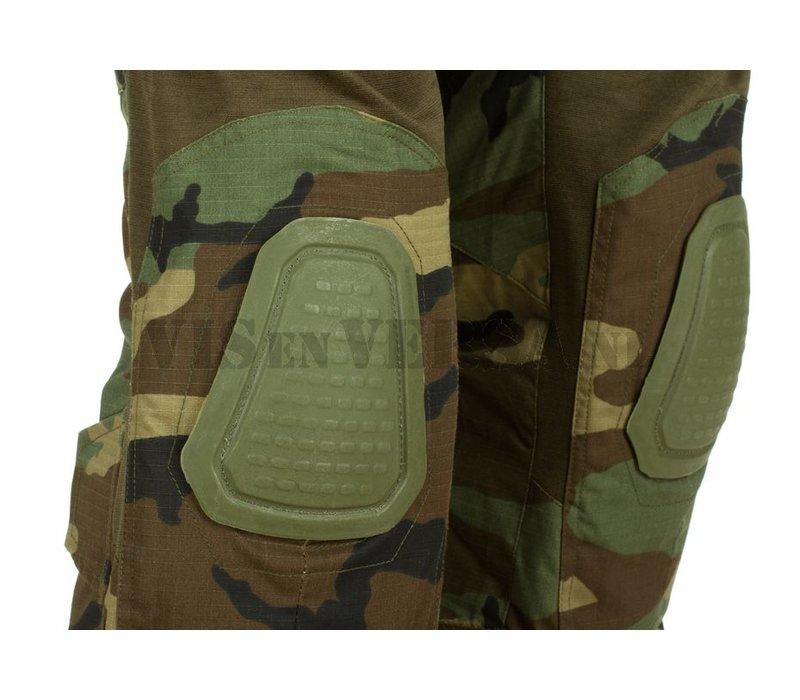 Predator Combat Pants - US Woodland