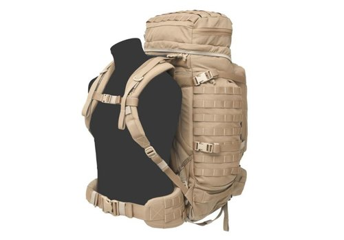 Warrior X300 Pack - Coyote Tan