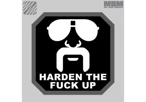 MilSpec Monkey Harden Up - SWAT