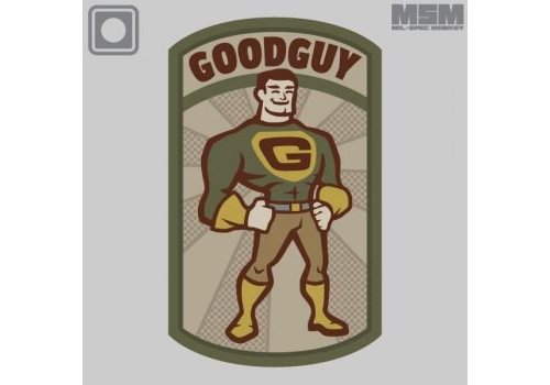 MilSpec Monkey GoodGuy PVC - Wald