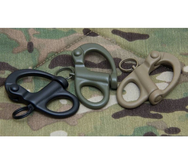 SNAP SHACKLE LARGE - Coyote Tan