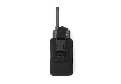Warrior Elite OPS Small Radio Pouch - Black