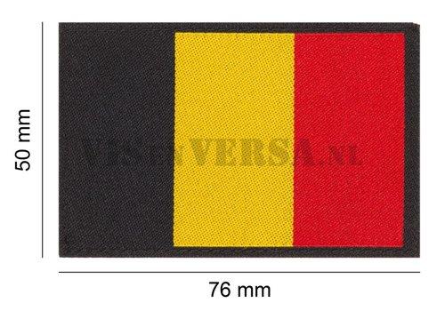 Claw Gear Flag Belgian 50 X 76mm