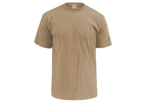 Soffe T-Shirt Sand, 3 pak