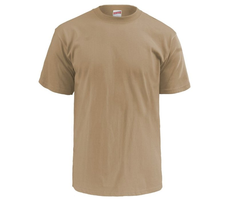 T-Shirt Sand, 3 pack