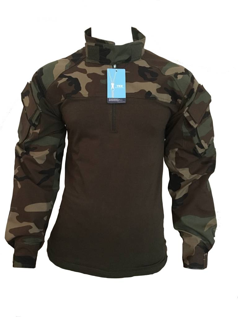 NLTactical Combat Shirt Marinier