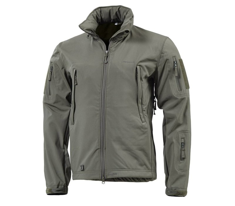 ARTAXES SF (soft shell) Jacket Level V - Wolf Grey
