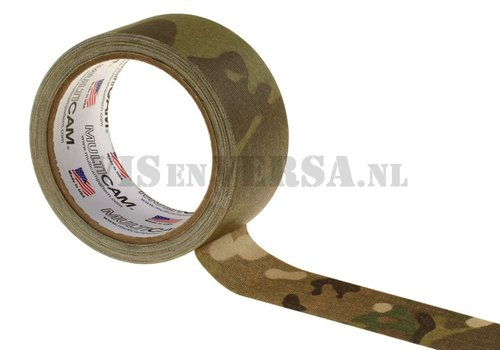 Concealment Cloth Tape 2 Inches x 10 yd - Multicam