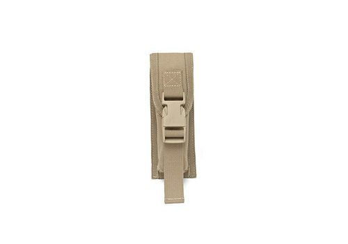 Warrior Small / Medium Torch Pouch - Coyote Tan