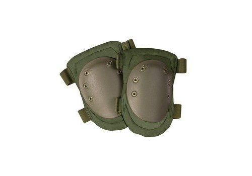 KU Armour Knee Pads - Olive Green