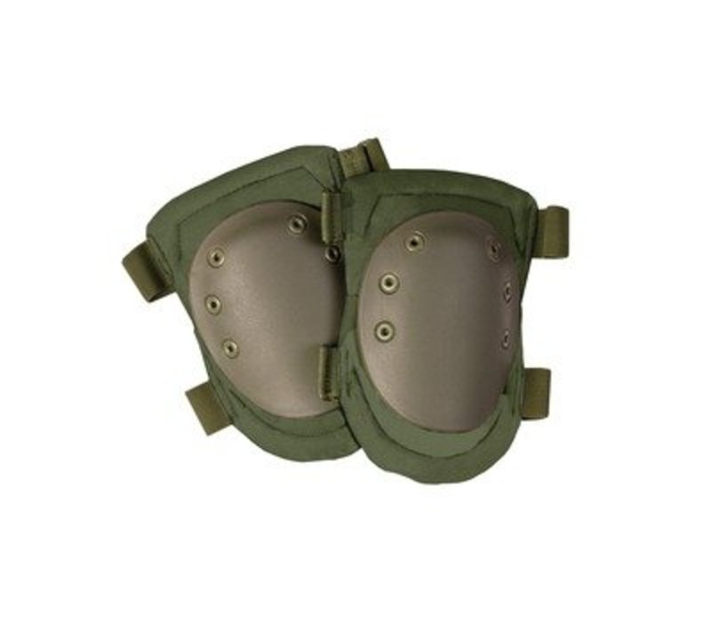 KU Armour Knee Pads - Olive Green