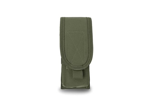 Warrior Elite OPS Single 5.56 M4 Mag Pouch - Olive Drab