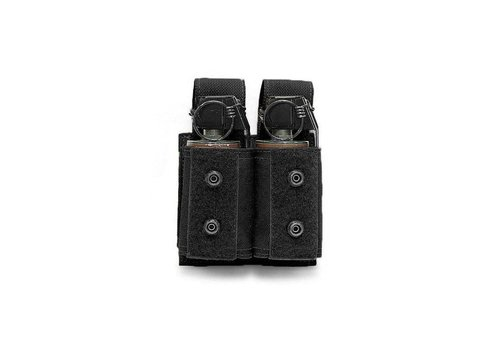 Warrior Double 40mm Grenade/ Flashbang Pouch - Black