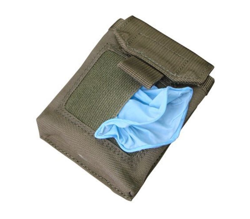 MA49 EMT Glove pouch - Coyote Tan
