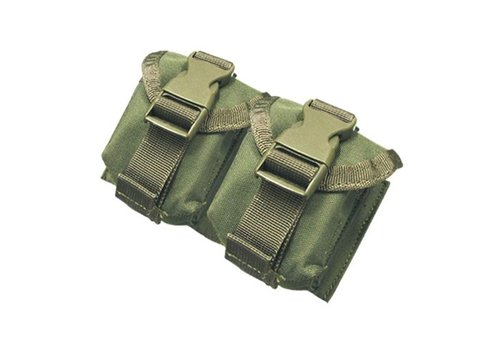 Condor MA14 Double Frag. Granate Pouch - Olive Drab