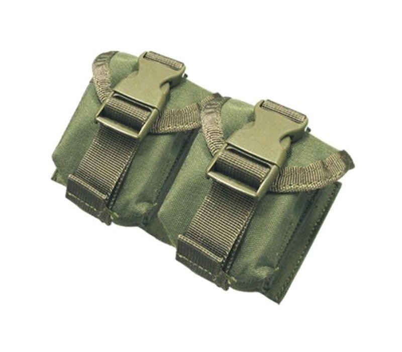 MA14 Double Frag. Granate Pouch - Olive Drab