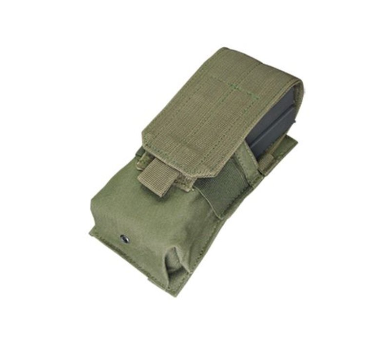 MA5 Single M4 Mag Pouch - Olive Drab