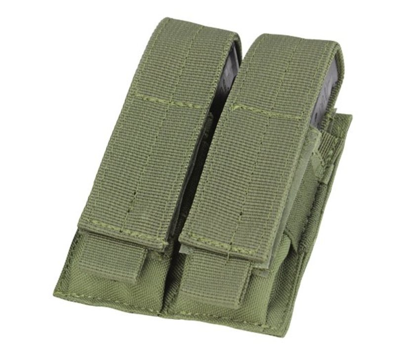 MA23 Double Pistol Mag Pouch - Olive Drab