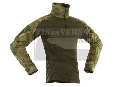 Invader Gear Combat Shirt - Everglade, A-TACS FG