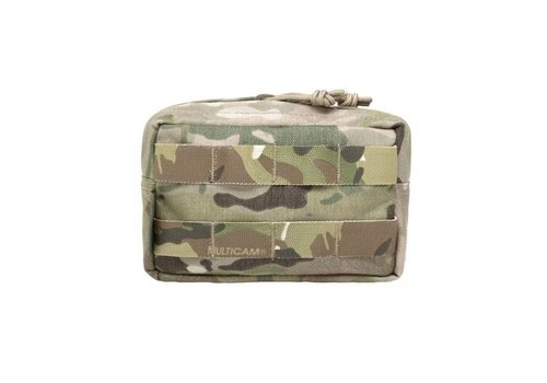 Warrior Elite OPS Small Horizontal Molle Pouch - MultiCam