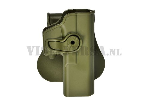 IMI Defense Holster Glock 17/22/28/31 lefthanded - Olive Drab
