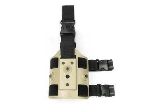 IMI Defense Tactical Drop Leg Platform - Coyote Tan