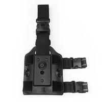 Tactical Drop Leg platform - Zwart
