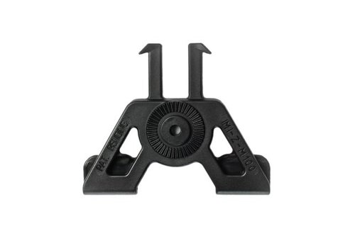 IMI Defense Molle Adapter - Zwart