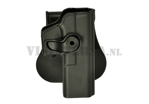 IMI Defense Glock 17/22/28/31 Holster - Zwart