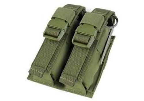 Condor Double Flashbang Pouch - Olive Drab