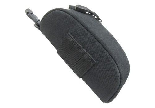 Condor 217 Sonnenbrille Tasche - Schwarz