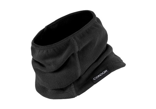 Condor 221106: Thermo Neck Gaiter - Black