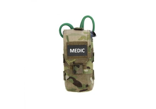 Warrior Individual First Aid Pouch - MultiCam