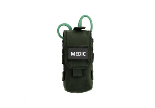 Warrior Individual First Aid Pouch - Olive drab