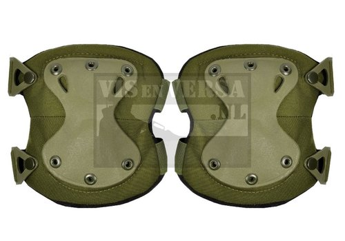 Invader Gear XPD Knee Pads - Olive Drab
